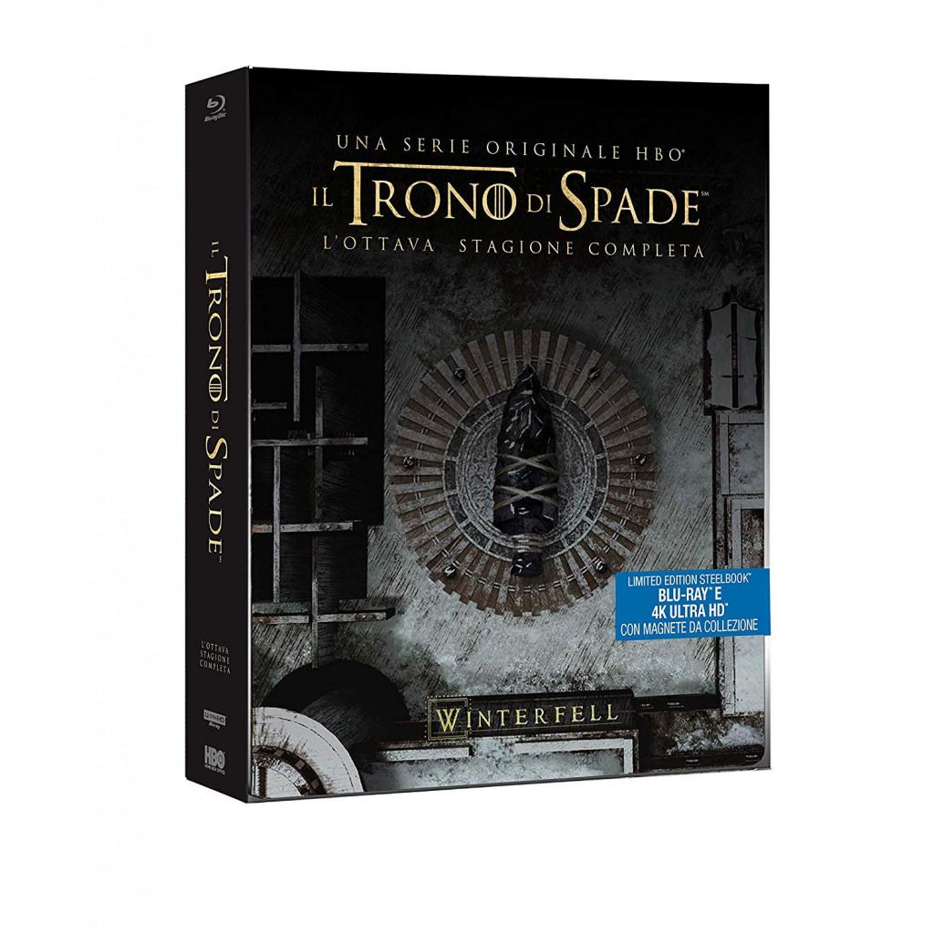 Il Trono Di Spade - Stagione 8 (4K...