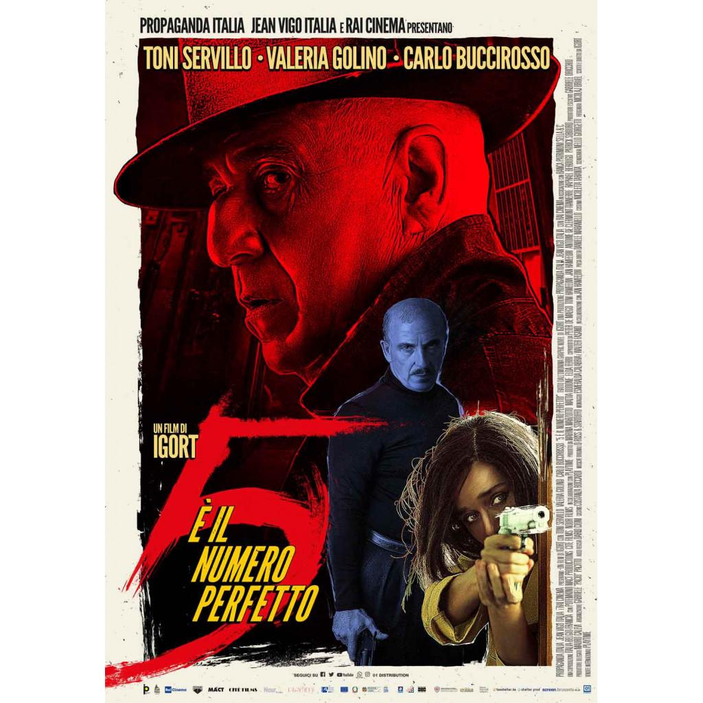5 E' Il Numero Perfetto (Blu Ray)