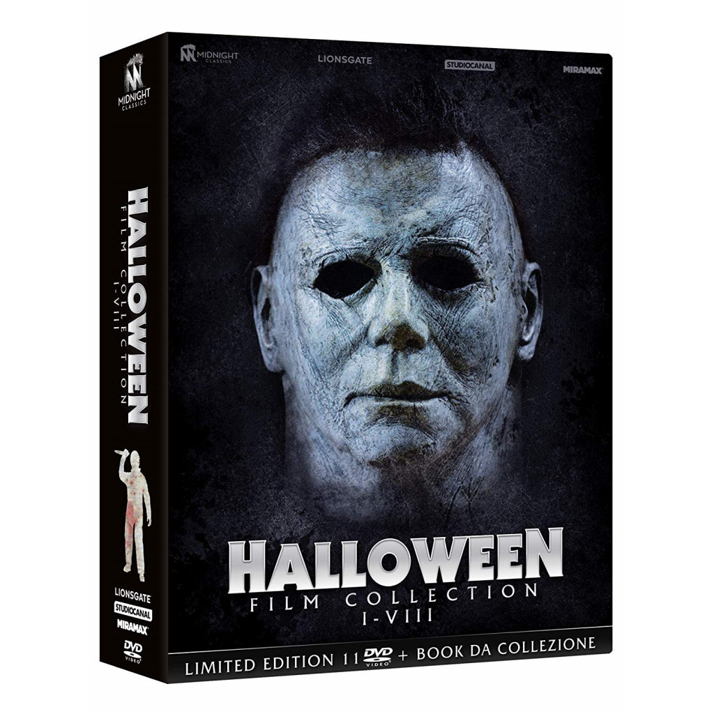Halloween Film Collection (11 Dvd)