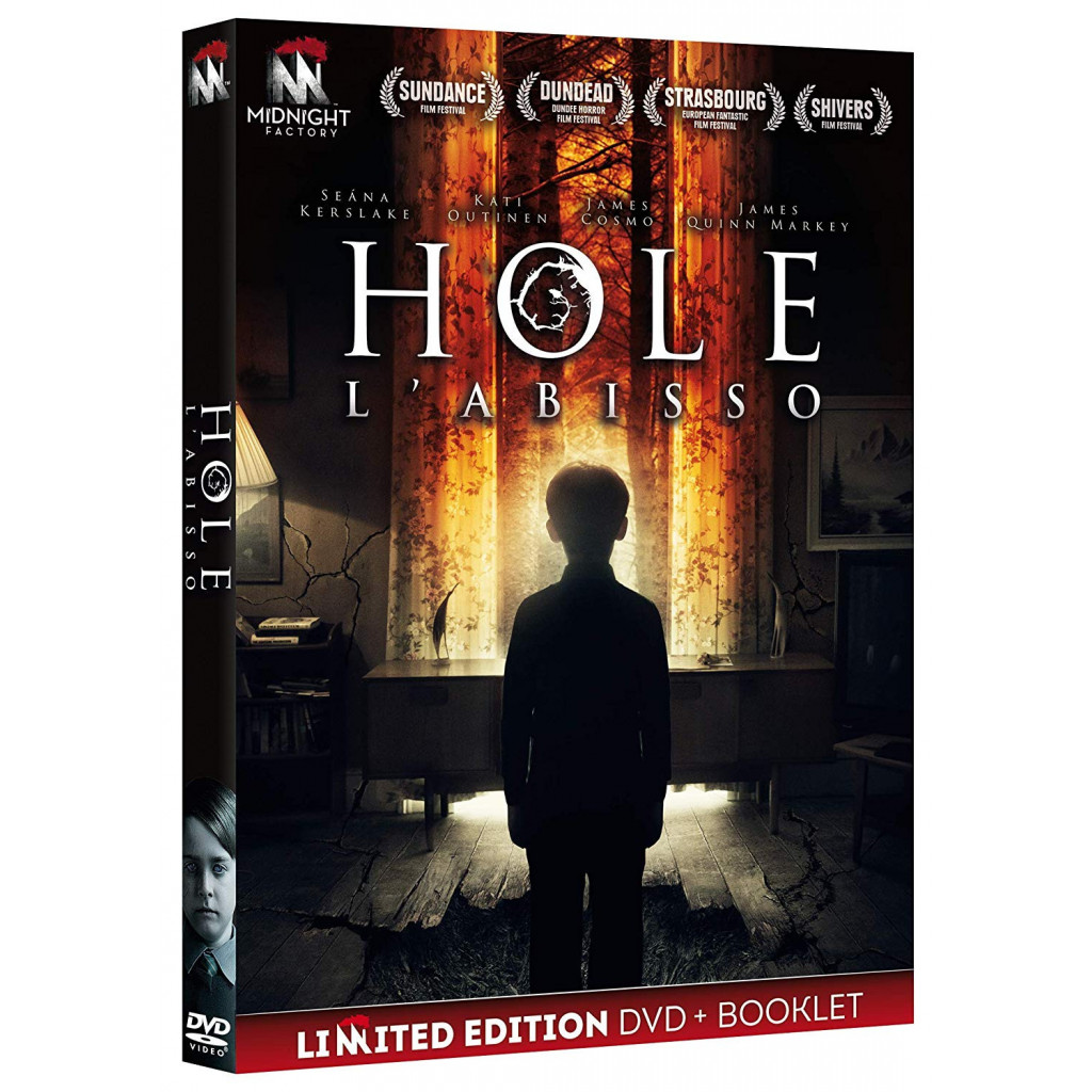 Hole - L'Abisso (Dvd + Booklet)
