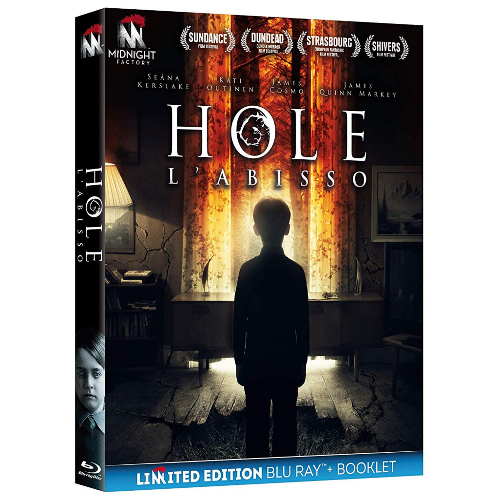 Hole - L'Abisso (Blu Ray + Booklet)