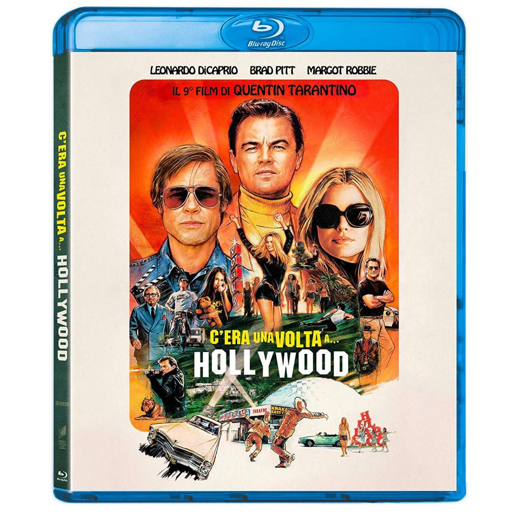 C'Era Una Volta A Hollywood (Blu Ray)