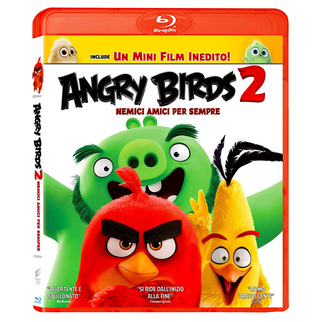 Angry Birds Collection (2 Blu Ray)