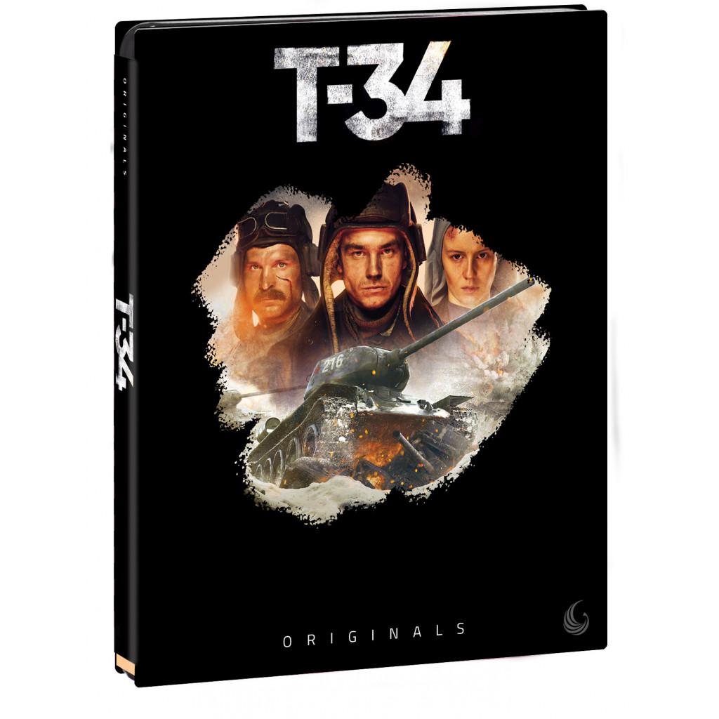 T-34 (Blu Ray + Dvd)