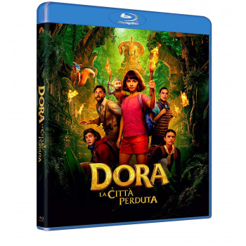 Dora E La Citta' Perduta...