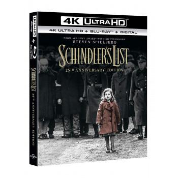 Schindler'S List (4K Ultra...