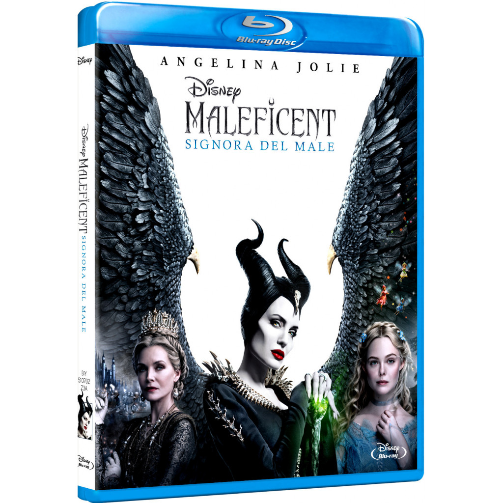 Maleficent - Signora Del Male (Blu Ray)