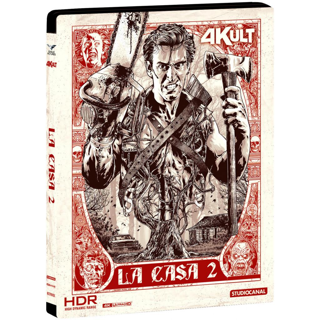 La Casa 2 (4K Ultra HD + Blu Ray)