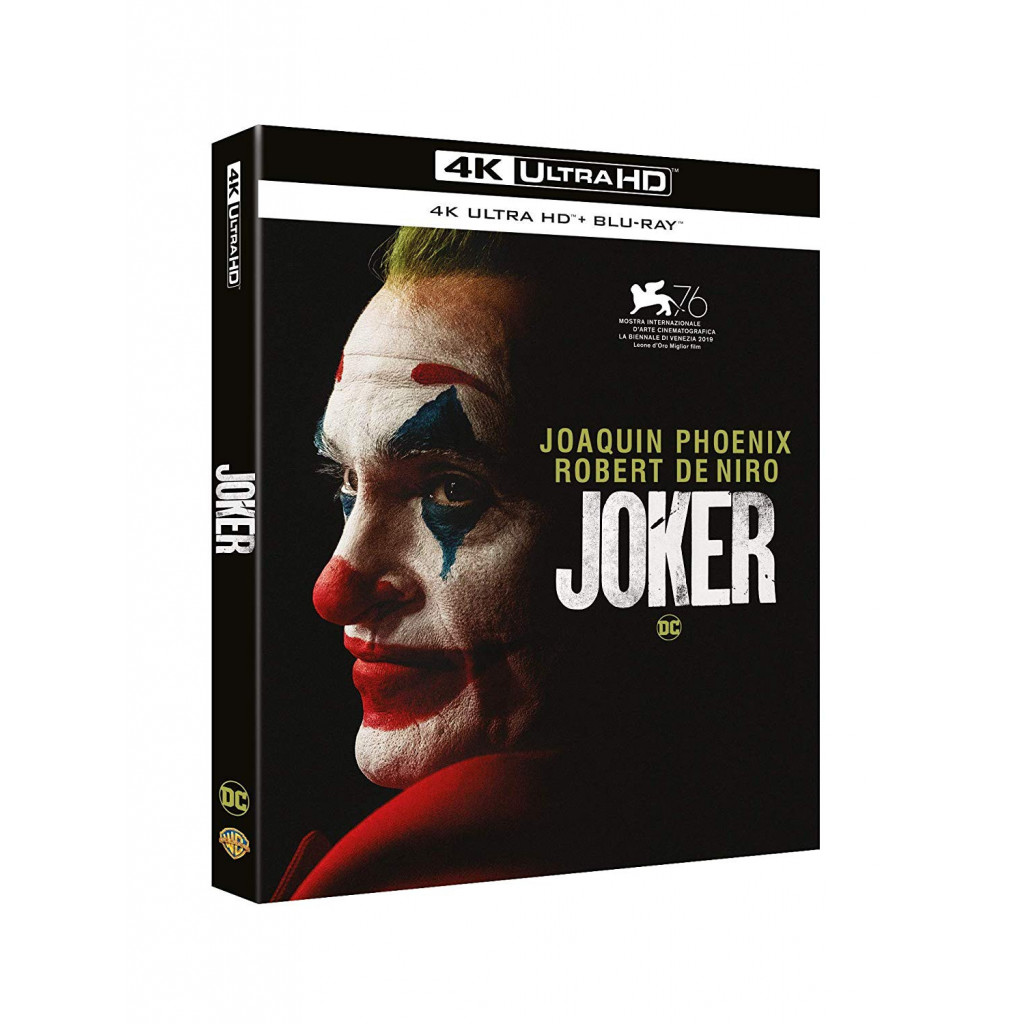 Joker (4K Ultra HD + Blu Ray)