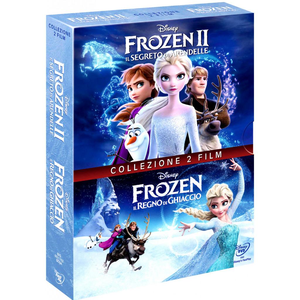 Frozen / Frozen 2 - Il Segreto Di...