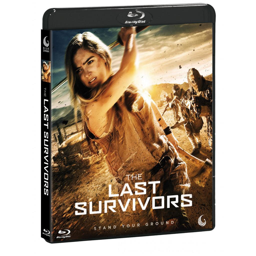 Last Survivors (Blu Ray + Dvd)