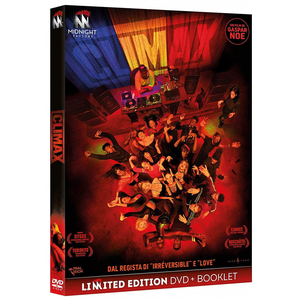 Climax (Dvd + Booklet)