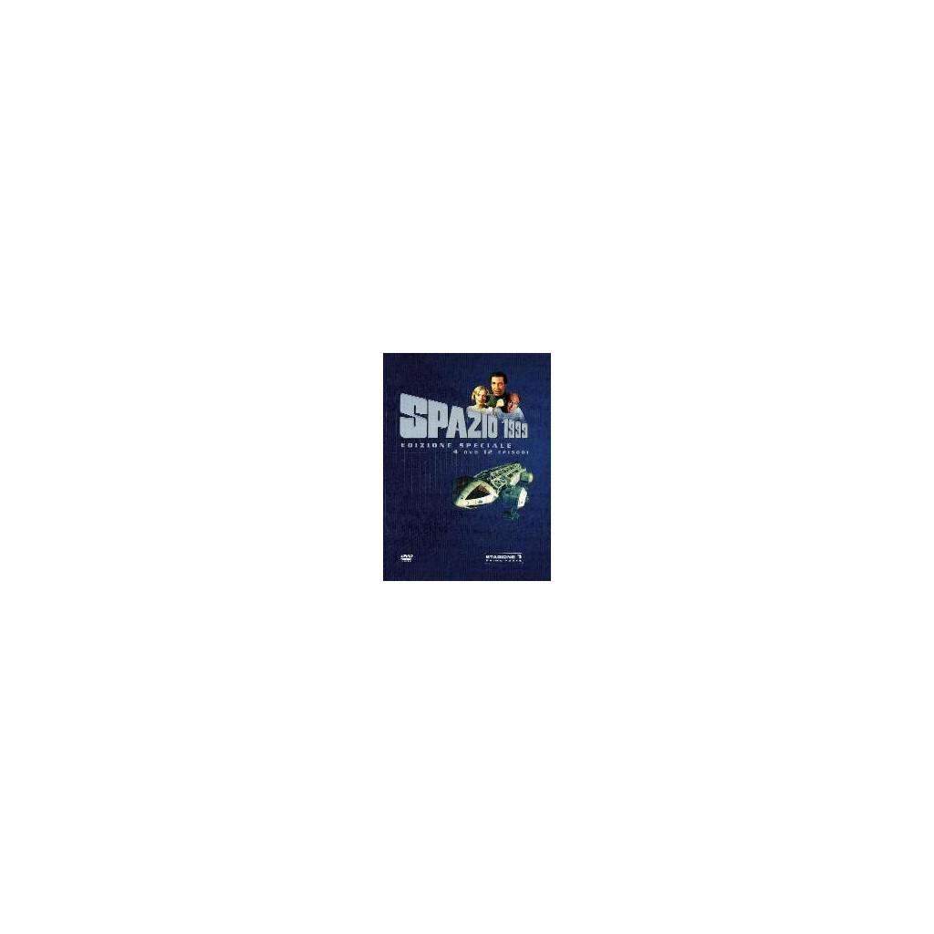 Spazio 1999 - Stagione 1 Vol. 1 (4 dvd)