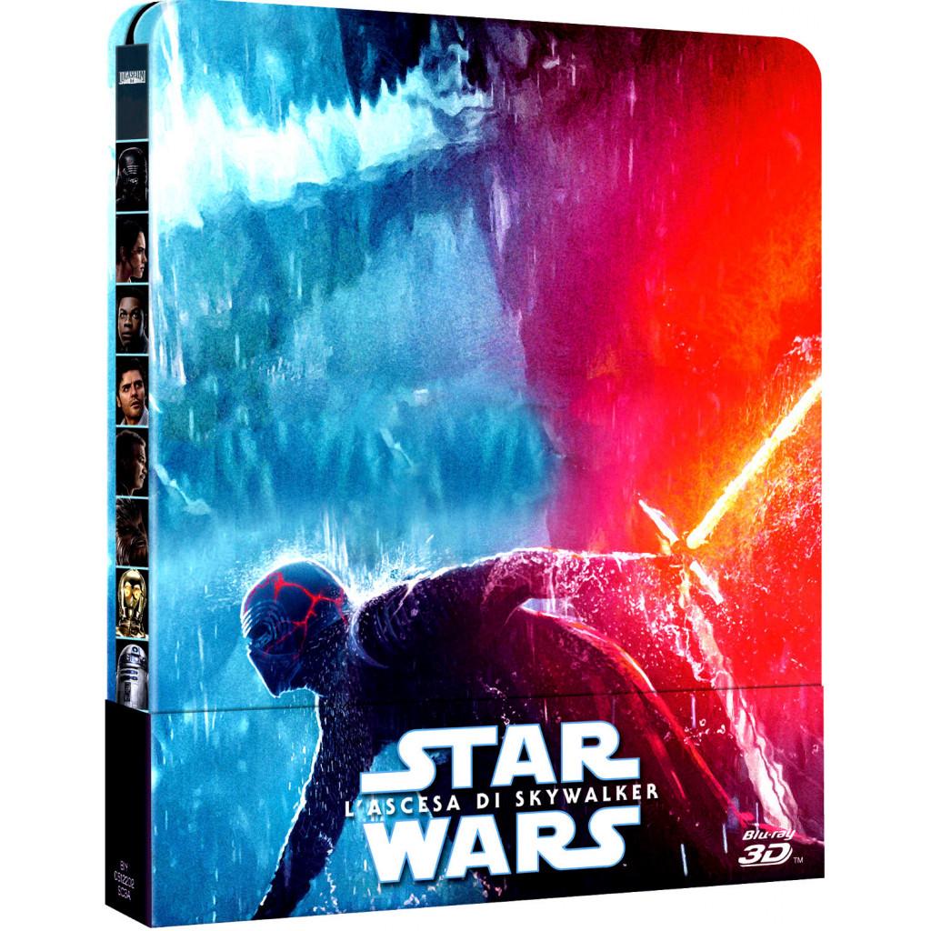 Star Wars: L Ascesa Di Skywalker (Blu...