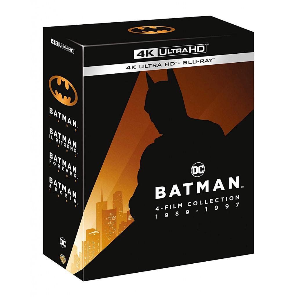 copy of Batman Anthology (4 Blu Ray)
