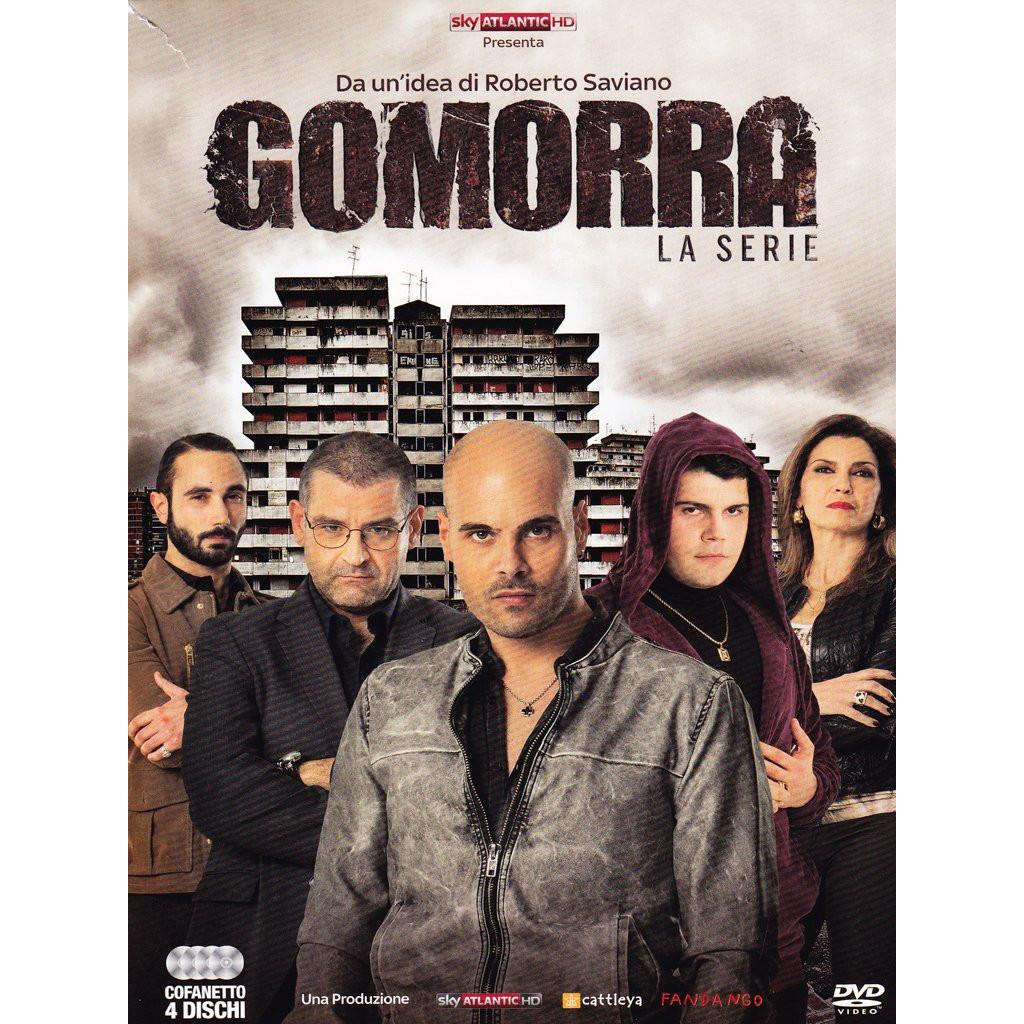 Gomorra La Serie - Stagione 1 (4 dvd)