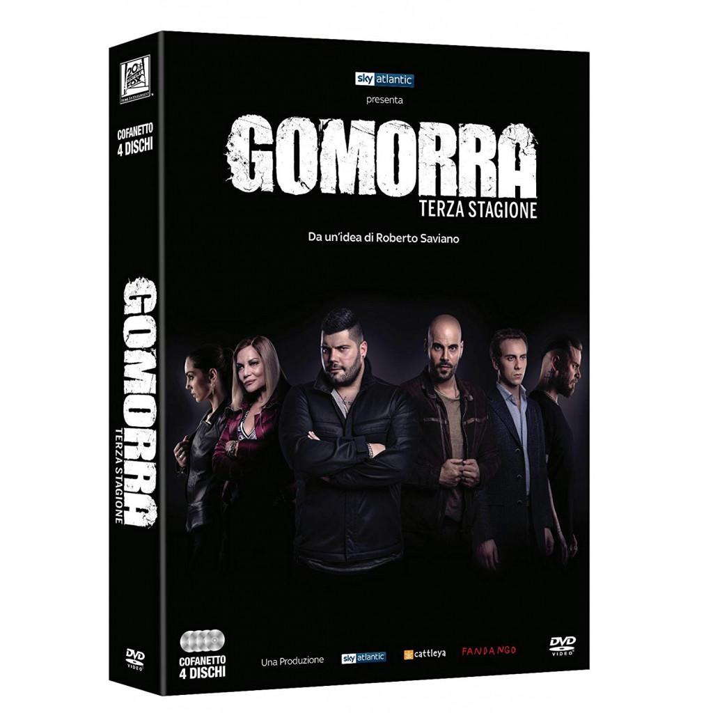 Gomorra La Serie - Stagione 3 (4 dvd)