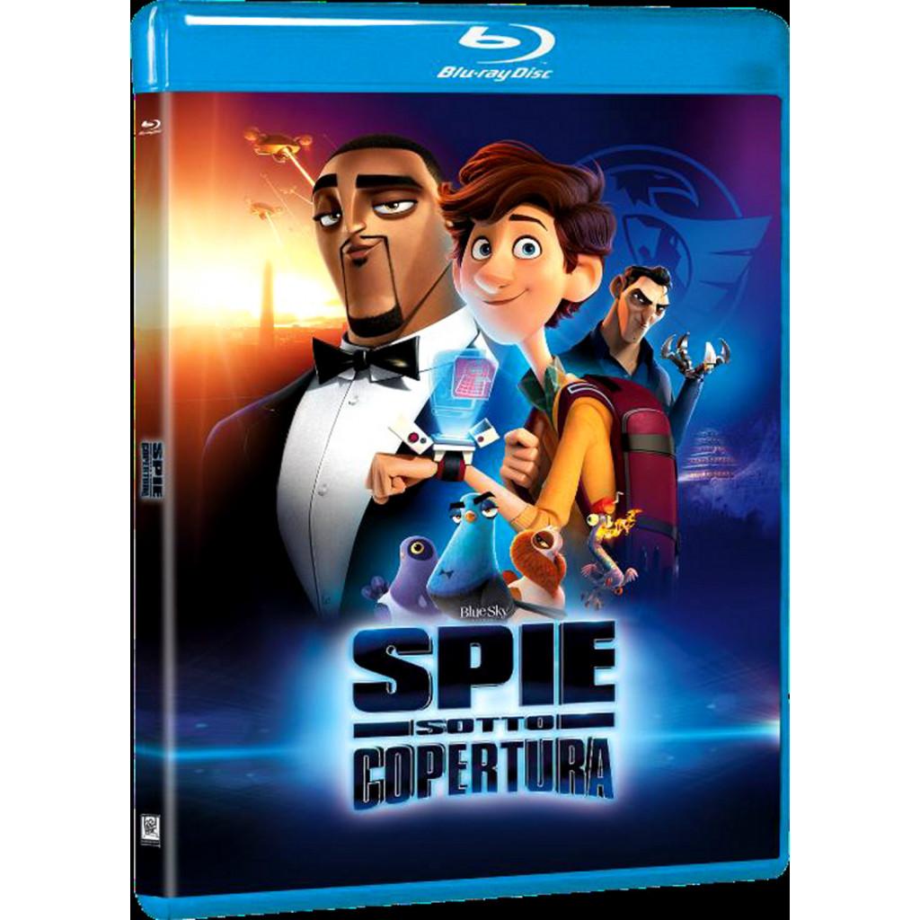 Spie Sotto Copertura (Blu Ray)