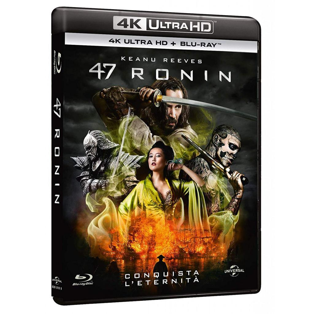 47 Ronin (4K Ultra HD + Blu Ray)