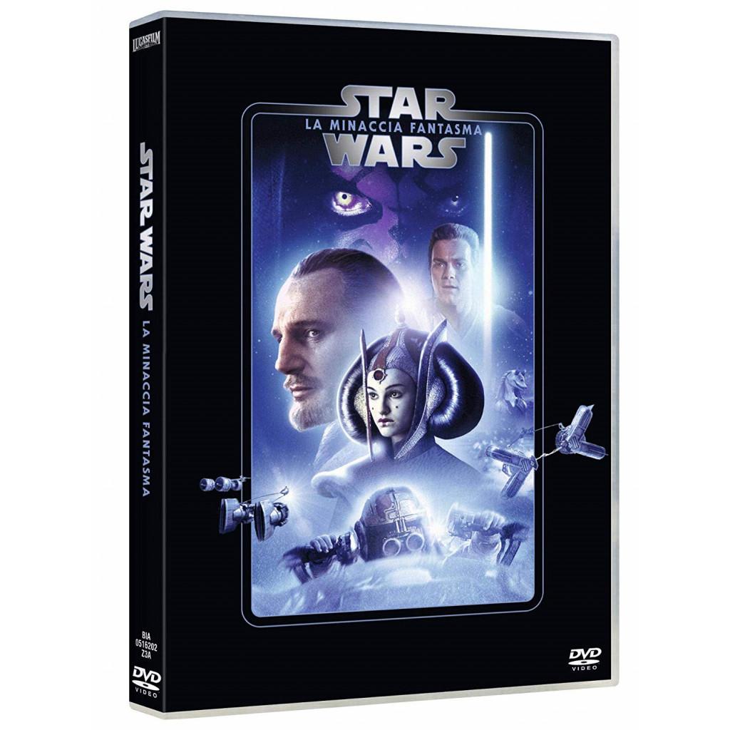 Star Wars - Episodio I - La Minaccia...