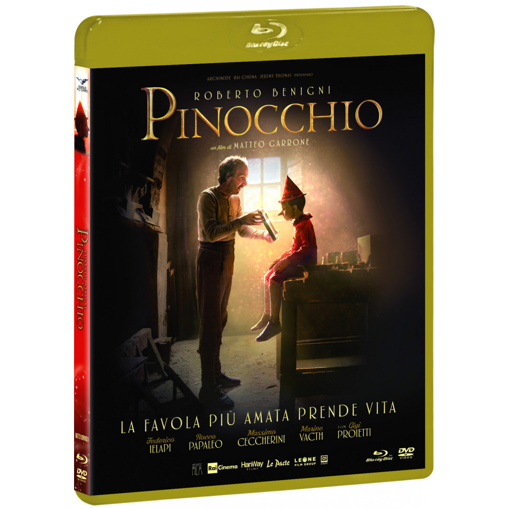 copy of Pinocchio