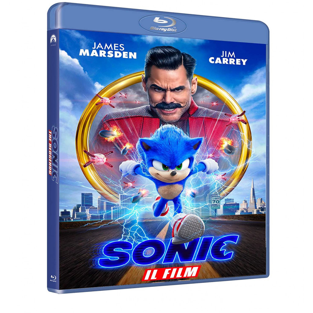 Sonic - Il Film (Blu Ray)