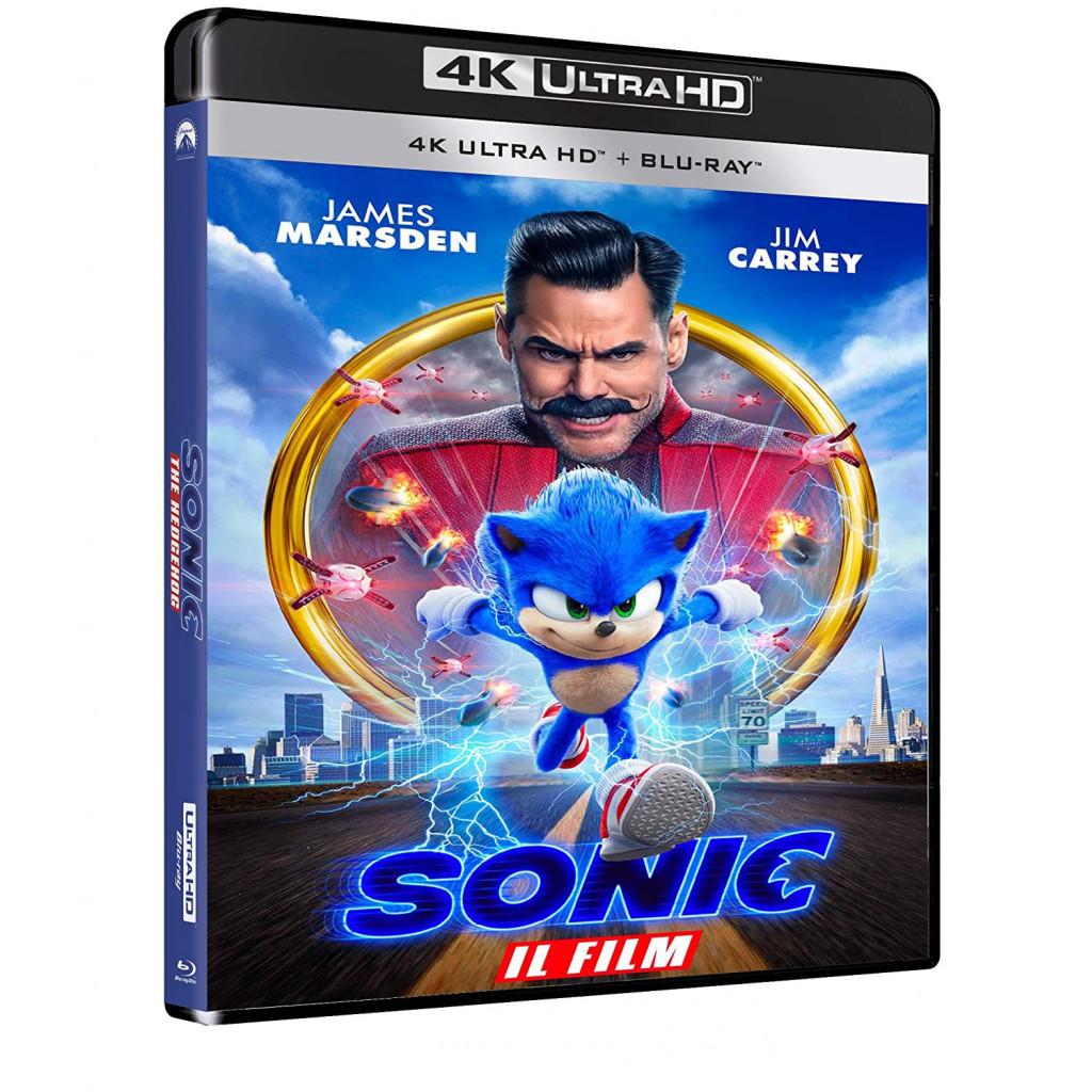 Sonic - Il Film (4K Ultra HD + Blu Ray)