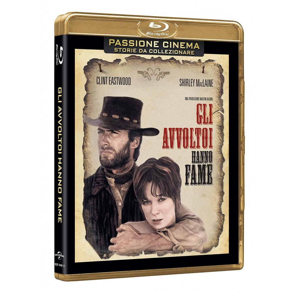 Gli Avvoltoi Hanno Fame (Blu Ray)