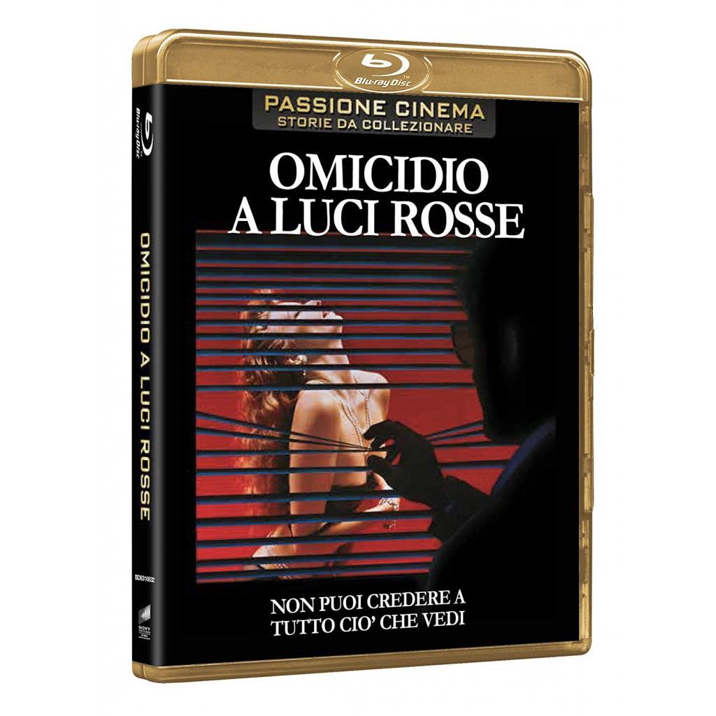 Omicidio A Luci Rosse (Blu Ray)