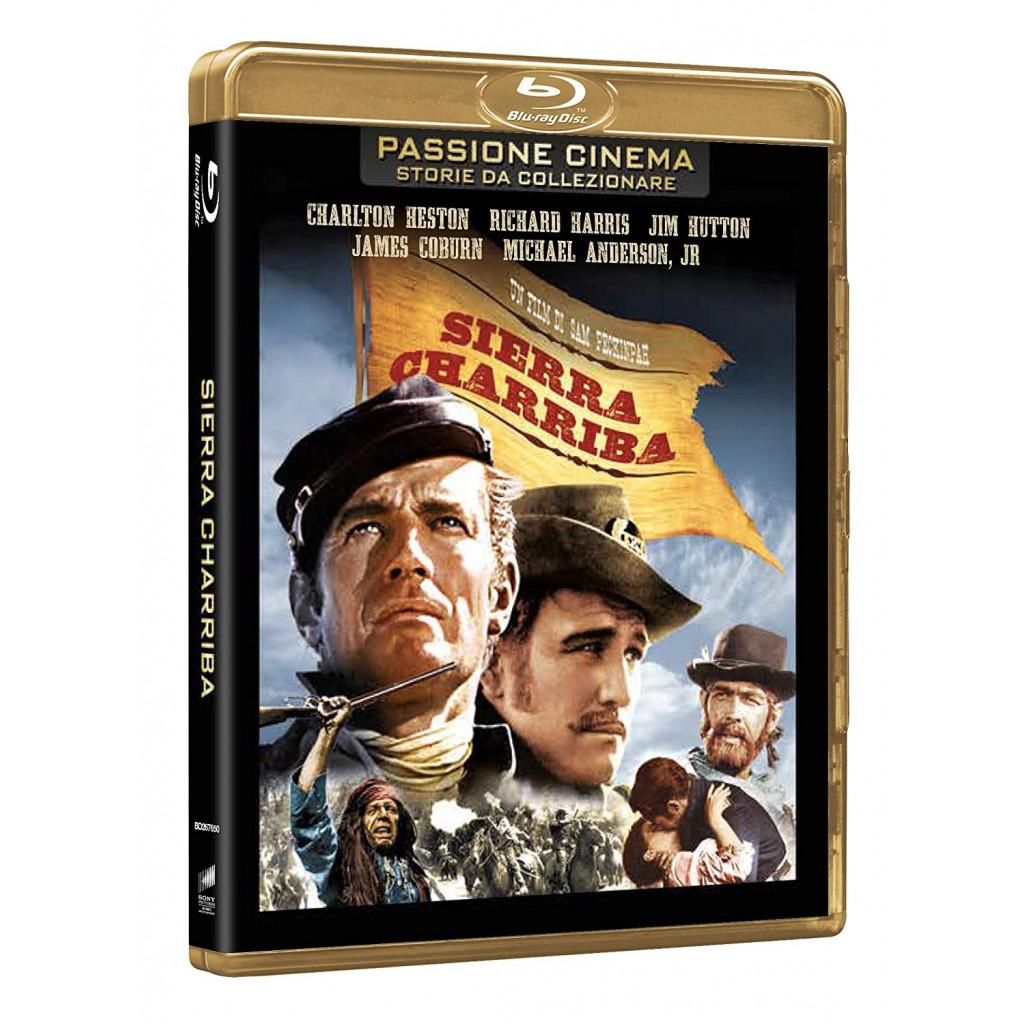 Sierra Charriba (Blu Ray)