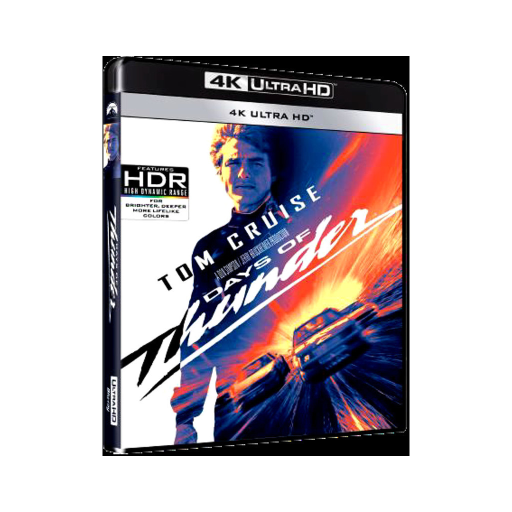 Giorni Di Tuono (4K Ultra HD + Blu Ray)