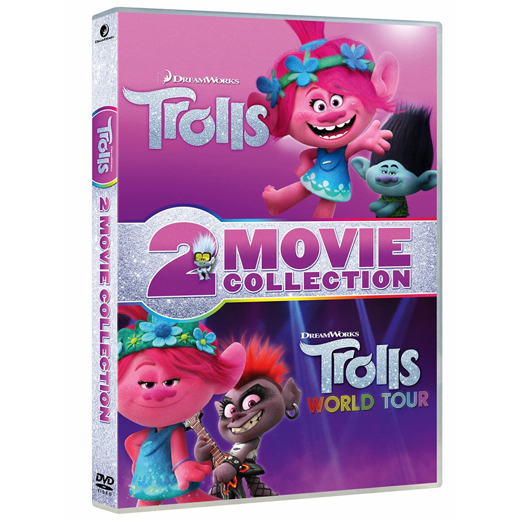 Trolls Collection 1-2 (2 dvd)