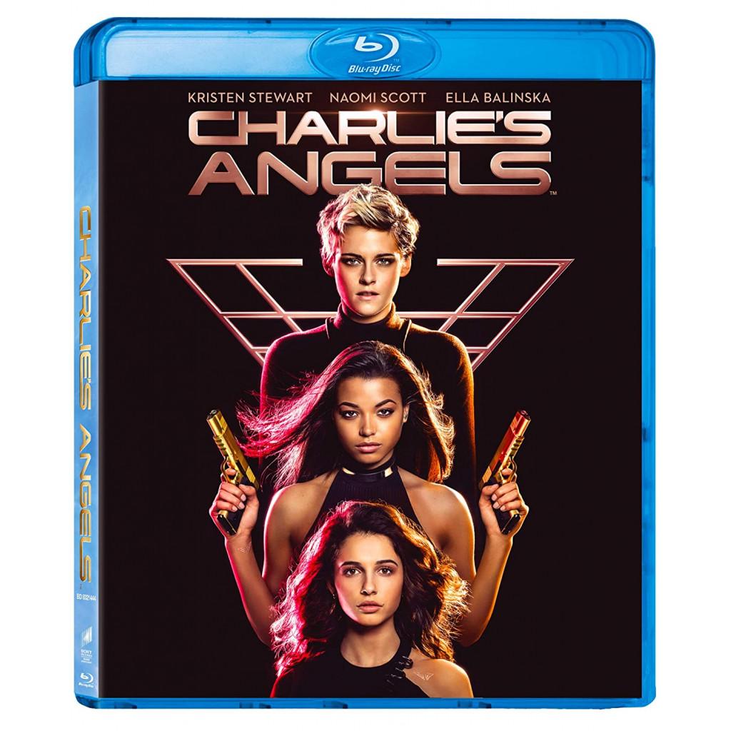 Charlie'S Angels (2019) (Blu Ray)