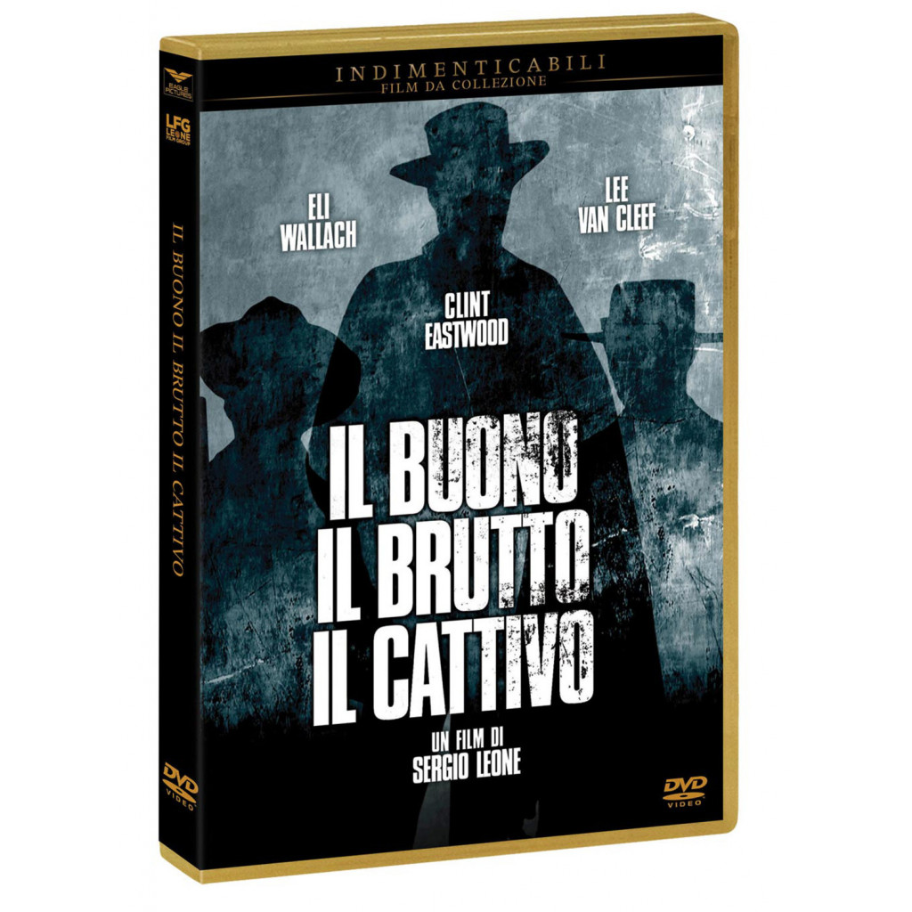 Il Buono Il Brutto Il Cattivo (Dvd +...