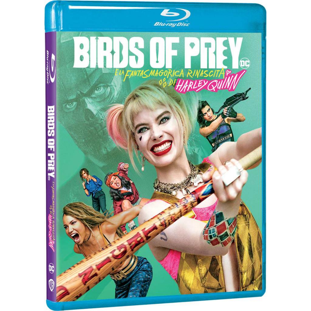 Birds Of Prey E La Fantasmagorica...