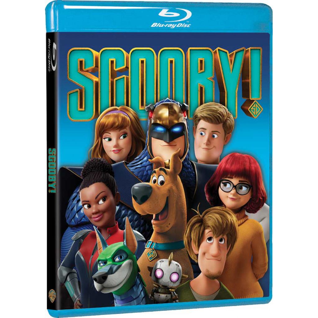 Scooby! (Blu Ray)