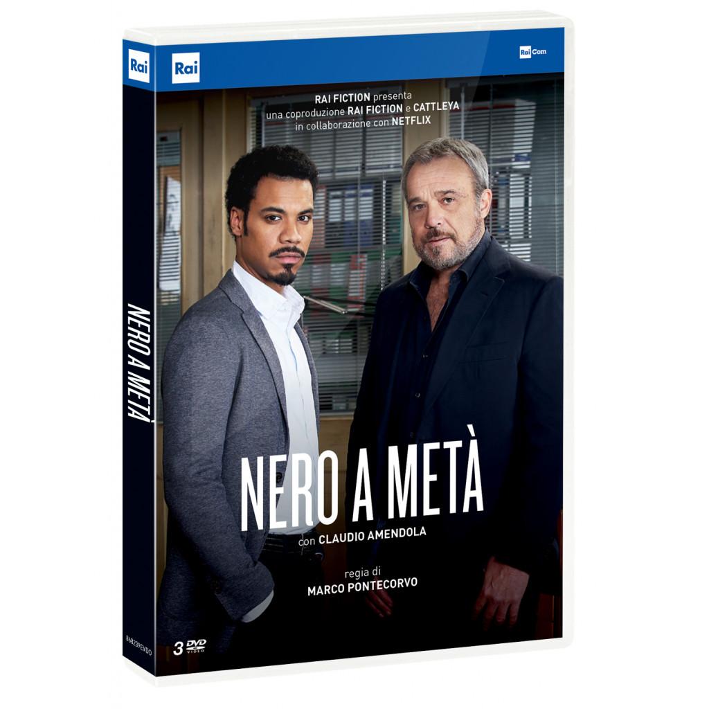 Nero A Meta' - Stagione 1 (3 Dvd)
