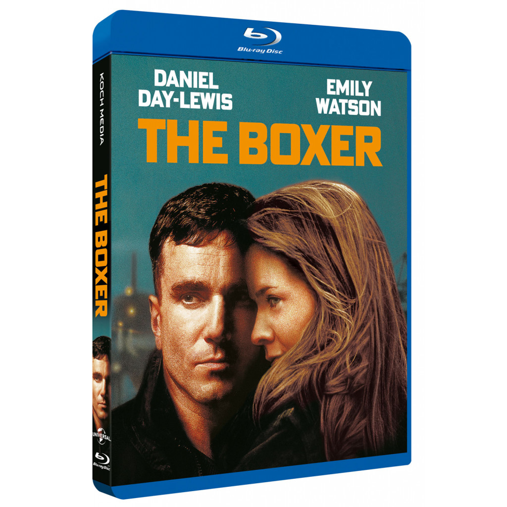 The Boxer (Blu Ray)