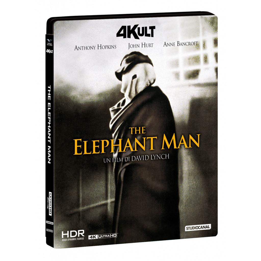 The Elephant Man (Blu-Ray 4K Ultra...