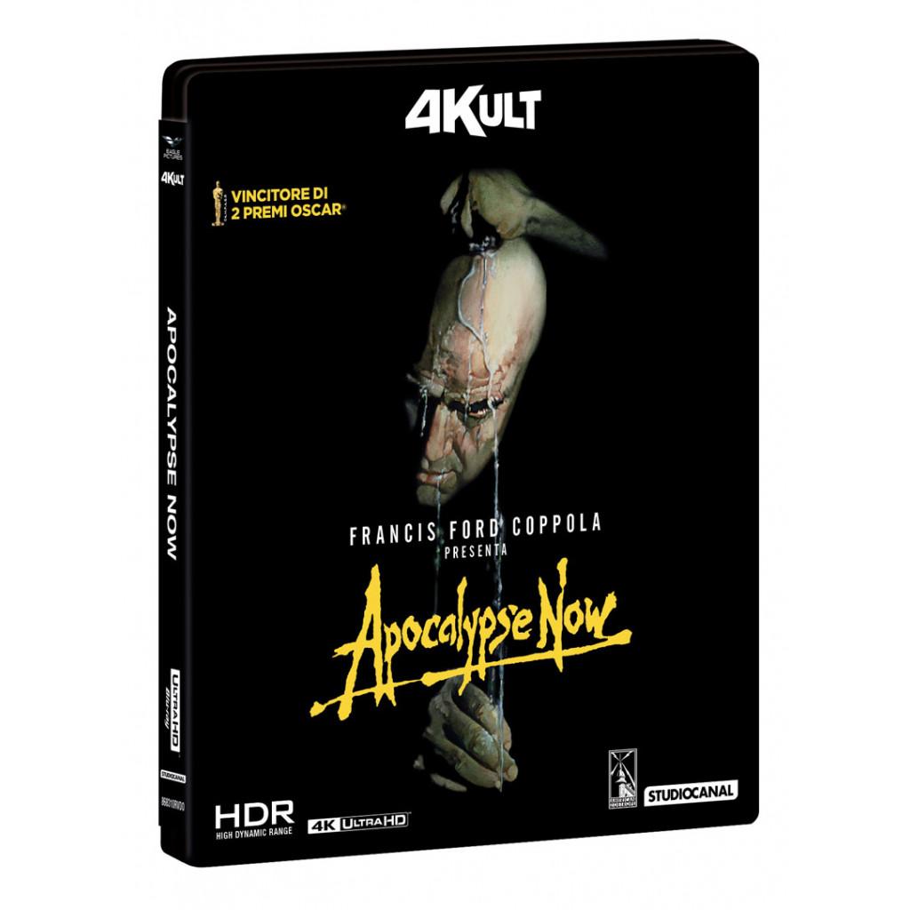 Apocalypse Now (Blu Ray 4K Ultra HD e...