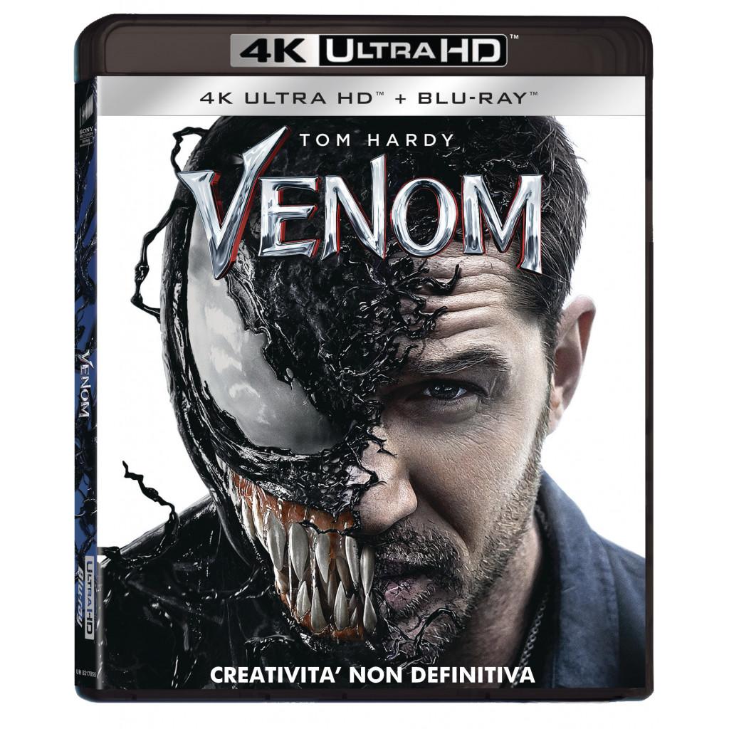 Venom (4K Ultra HD + Blu Ray)
