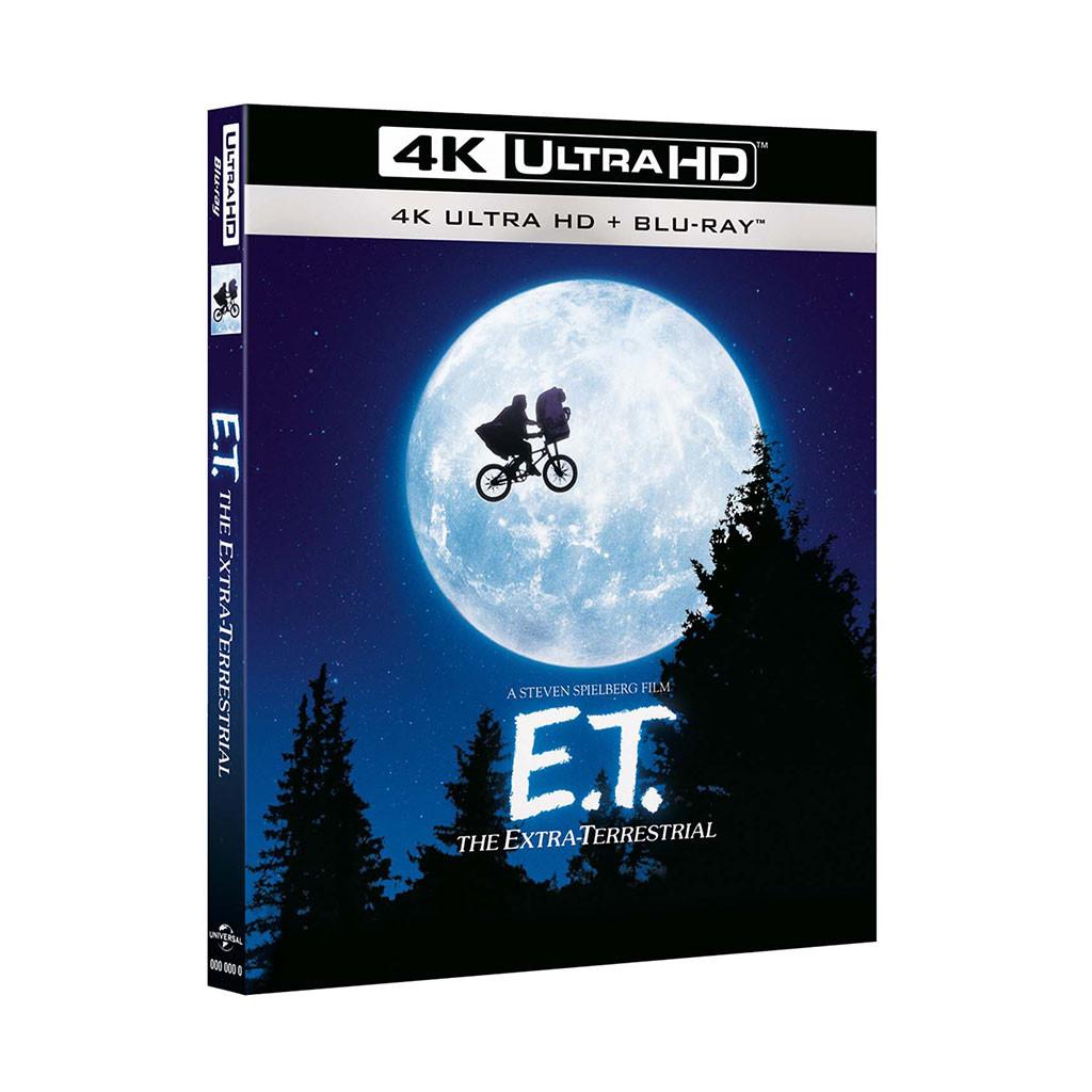 E.T. L'Extraterrestre (4K Ultra HD +...