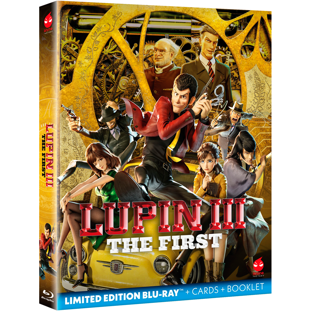 Lupin III - The First (Limited Edition)