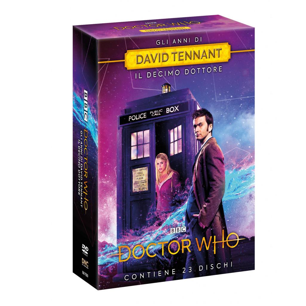 Doctor Who: Gli Anni Di David Tennant...