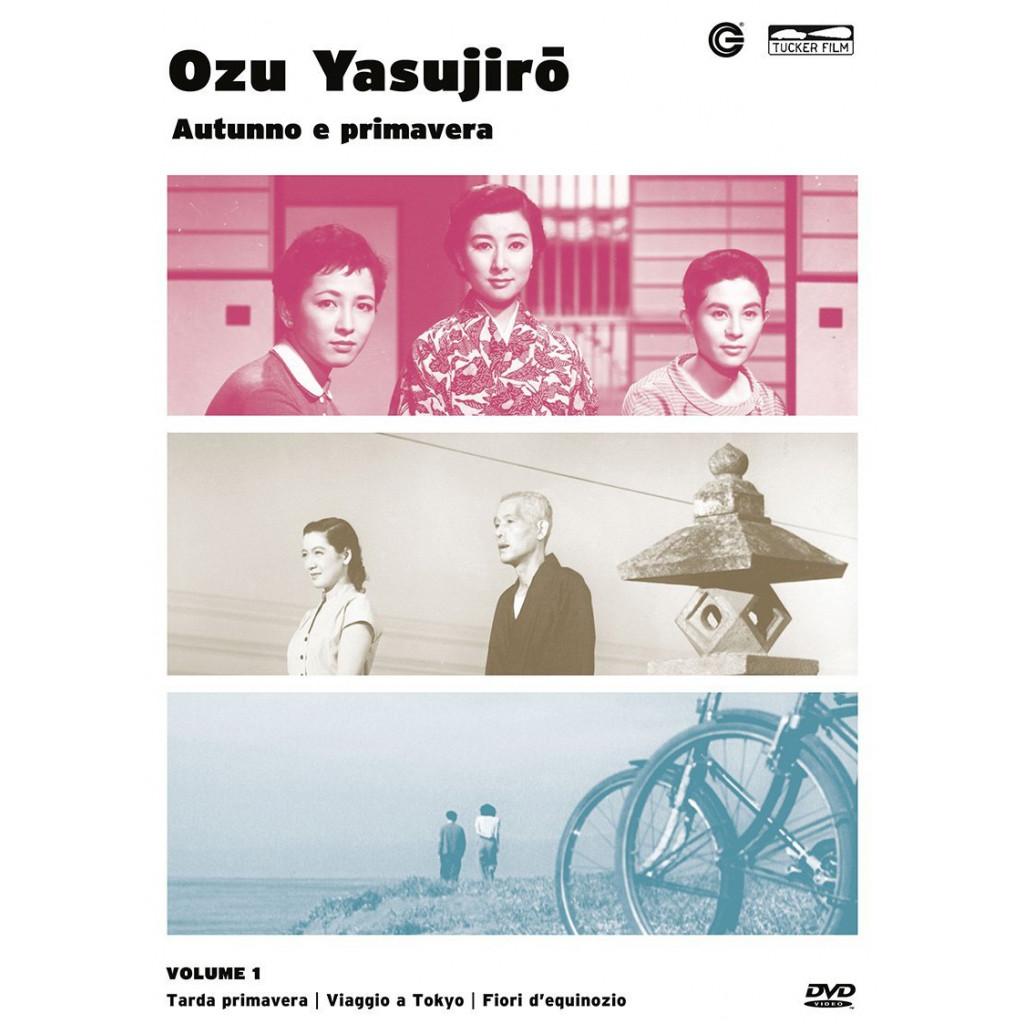 Ozu Yasujiro Collection - Vol.1 (3 dvd)