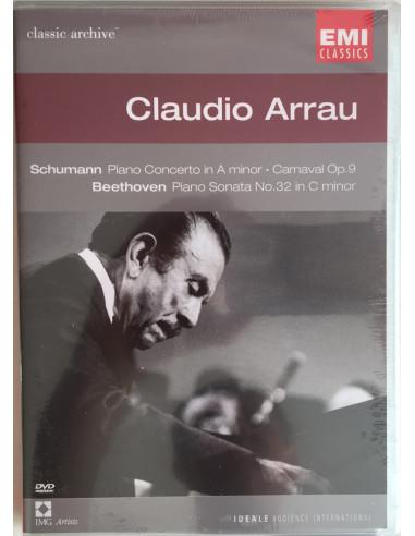 Claudio Arrau: Classic Archive DVD...