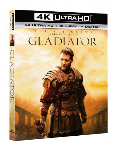 Il Gladiatore (4K Ultra HD + Blu Ray)