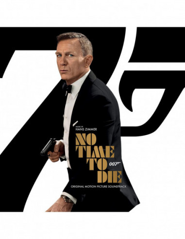 O.S.T.-007 No Time To Die - 007 No...