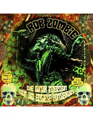 Rob Zombie - The Lunar Injection Kool...