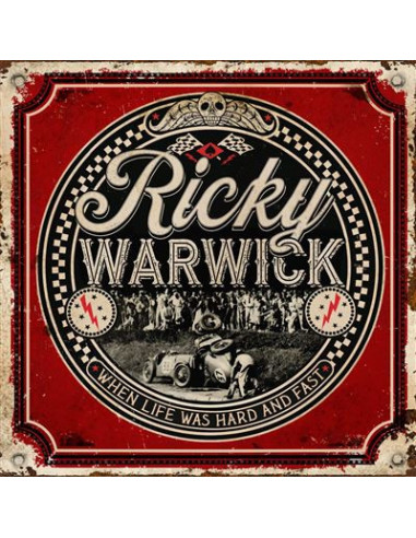Ricky Warwick - When Life Was Hard &...